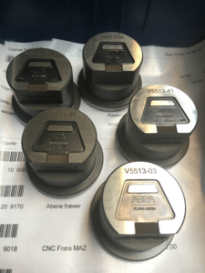 CNC fræsning og CNC drejning